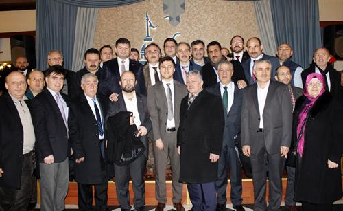 Sinan Aktaş, İstanbul 1. Bölgeden Milletvekili Aday Adaylığını açıkladı