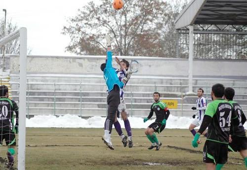 Spor Toto 3'üncü Lig 3'üncü Grup'ta mücade eden Anadolu Üsküdar 1908, Afyonkarahisarspor ile 2-2 berabere kaldı.