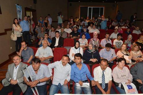ÜSİM, Türkiye'nin önde gelen marka firmalarının temsilcilerini, engelli iş arayanlarıyla buluşturdu.