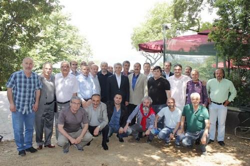 Üsküdar Amatör Spor Kulüpleri Birliği, birlik ve beraberlik mesajı verdi