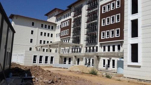 �sk�dar Anadolu �mam Hatip Lisesi Yeni Hizmet Binas� �n�aat� Bitmek �zere