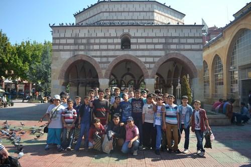 �sk�dar Belediyesi Gen�lik Kamp� Kastamonu'da
