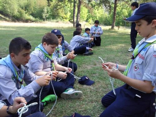 �sk�dar Gen�lik Merkezi Zonguldak Gen�lik Kamp� 2014
