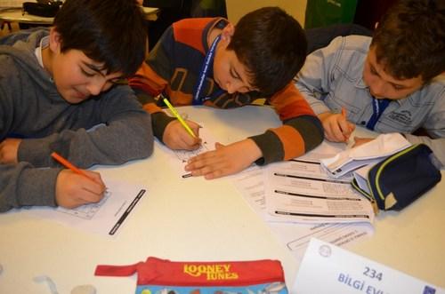 Üsküdar Belediyesi, ''Sudoku Turnuvası''na ev sahipliği yaptı