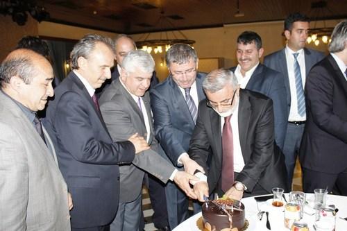 Hilmi Türkmen, ''Üsküdar'ın 7. dönemi belli ki çok zevkli çok heyecanlı ve çokta başarılı geçecek''