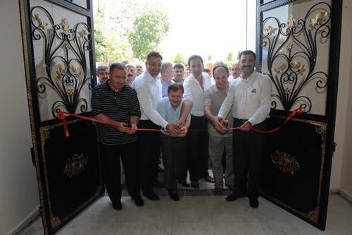 Yenilenen Üsküdar Belediyesi Aşevi açılışı yapıldı