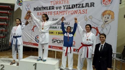 Üsküdar Belediyesi Spor Kulübü'nün sporda kazandığı başarılara her gün bir yenisi ekleniyor.