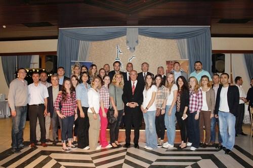 �sk�dar Belediyespor yeni sezon �ncesi motivasyon gecesi d�zenledi