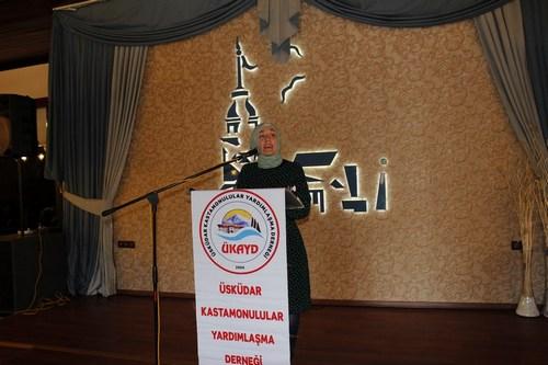 Üsküdar Kastamonulular Derneği Kadın Kolları ilk toplantısını yaptı