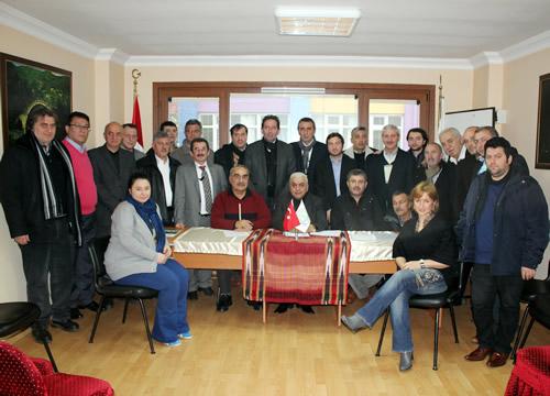 Üsküdar Rizeliler Eğitim ve Kültür Derneği, 2. olağan genel kurul toplantısı yapıldı.