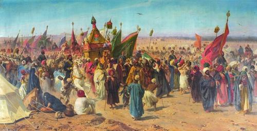 Üsküdar'dan Haremeyn'e Kutsal Yolculuk