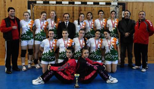 İstanbul Liseli Genç Kızlar Şampiyonası Üsküdar Özel Doğa Anadolu Lisesi ile Çengelköy Lisesi arasında oynanan karşılaşma sonucunda belli oldu.