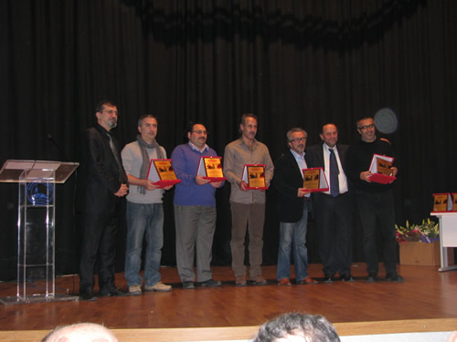 Sanat aleminde 25. yılını dolduran ünlü Yönetmen İsmail Güneş onuruna Üsküdar Gençlik Merkezi'nde kutlama proramı düzenlendi.
