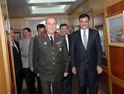 Org. Kıvrıkoğlu, Başkanı ziyaret etti
