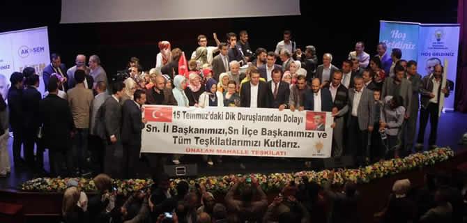 2. Abdulhamit Han'a yapılanın aynısı Recep Tayyip Erdoğan'a yapılmak istendi