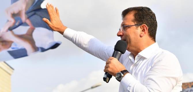 İstanbul'un Yeni Başkanı Ekrem İmamoğlu oldu