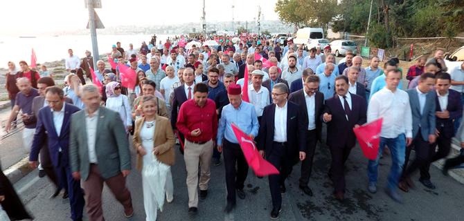 27. Uluslararası Katibim Festivali büyük bir coşkuyla başladı