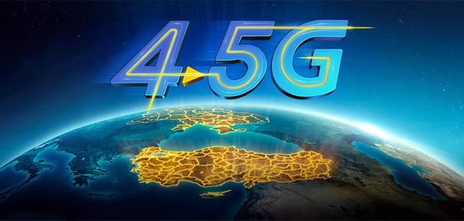 4.5G uyumlu cep telefonu modelleri