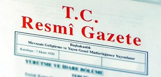 Torba Yasa Meclisten geçerek Resmi Gazete'de yayınlandı