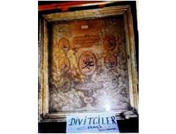 472 yıllık Sıbyan Mektebi'nin tablosu çalındı