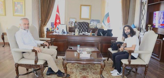 Ahmet Poyraz: ''Başkan Olmak Kolay, Önemli Olan Bu Sınavı Geçebilmektir!''