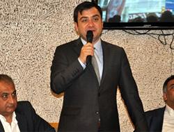 Nimetullah Topu'dan Ataşehir'e cami sözü