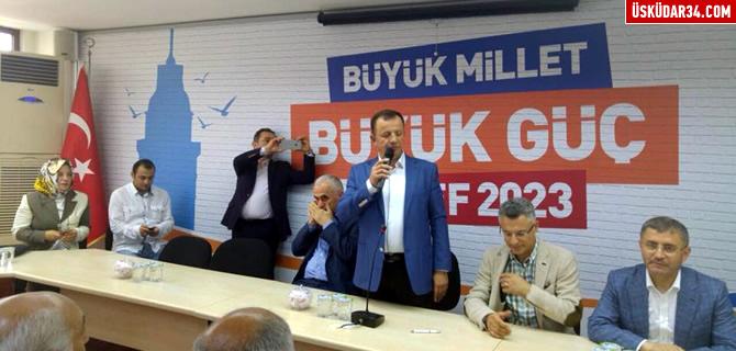 AK Parti �sk�dar Geleneksel Bayramla�ma Merasimi