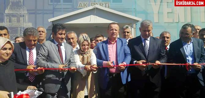 AK Parti �sk�dar �l�e Te�kilat� bayramda ''Haydi Bismillah'' dedi