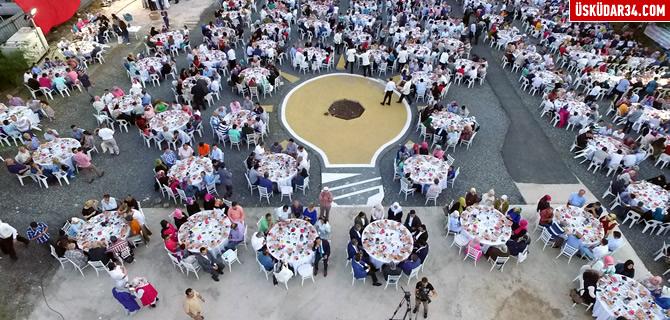 AK Parti Üsküdar Teşkilatı'ndan muhteşem iftar