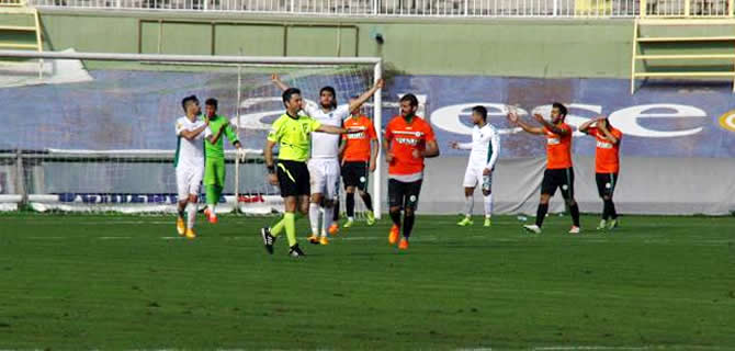 Anadolu �sk�dar'a 2 gol yetmedi