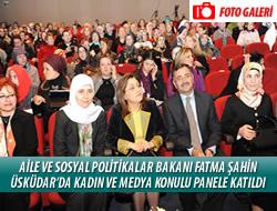 Medya'nın Ürettiği Kadın, Üsküdar'da tartışıldı