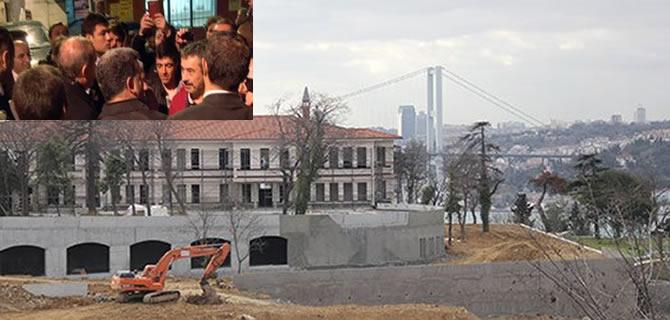 Başbakan Erdoğan, Vahdettin Köşkü'nü ziyaret etti