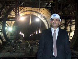 Başkan Kara, Marmaray'da inceleme yaptı