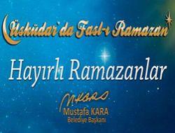 Mustafa Kara'dan Fasl-ı Ramazan mesajı