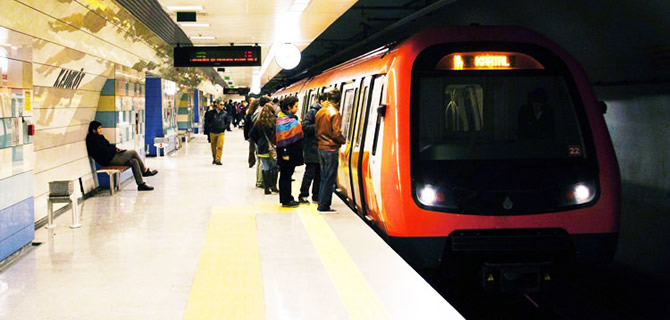 Başkan Türkmen'den Üsküdar'a metro müjdesi