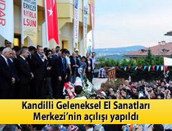 Erdoğan'dan Çamlıca Tepesi'ne cami sözü