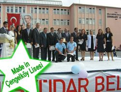 Made in Çengelköy Lisesi!..