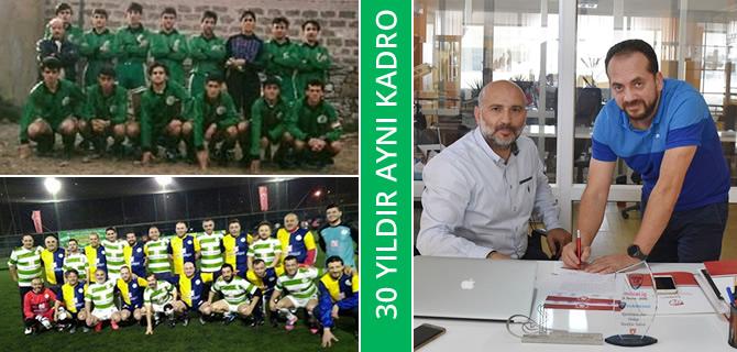 Çengelköy Masterler 30 Yıllık Kadrosuyla TMSL Liginde
