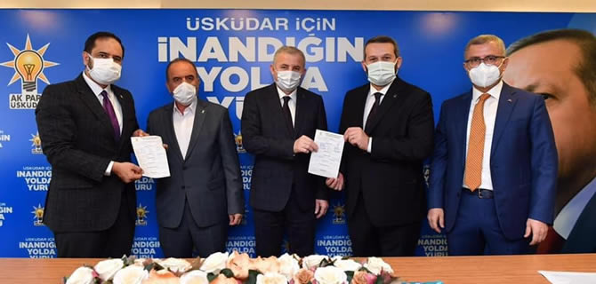 CHP'li iki Meclis Üyesi AK Parti'ye katıldı
