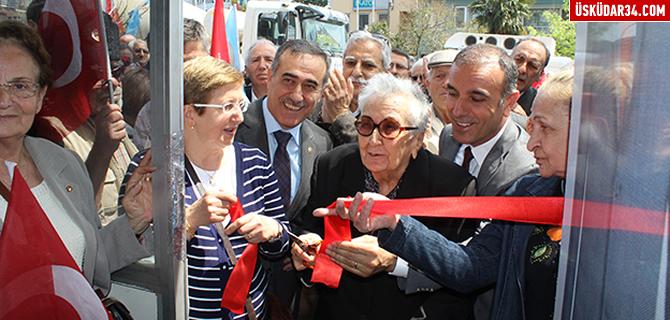 CHP Üsküdar seçim çalışmalarına devam ediyor