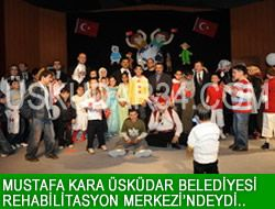 Mustafa Kara'dan ''Engelsiz bir Üsküdar''