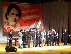 20'nci sanat yılını Üsküdar'da kutladı