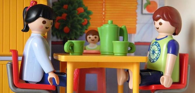 Evi Çocuklar için Oyun Alanına Dönüştürecek Öneriler