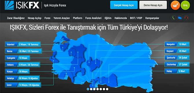Forex'te Gerçekleştirilen Döviz Alım Satımlarının Avantajları