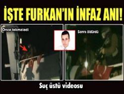 İşte, İsrail askerlerinin Furkan'ı infaz anı!