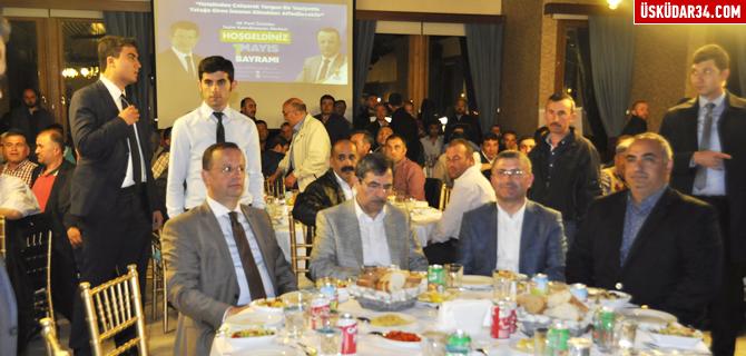 Ger�ek emek�iler bayramlar�n� AK Parti �sk�dar'�n etkinli�inde kutlad�