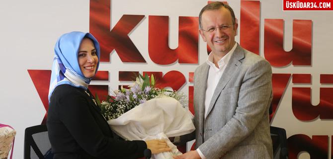 Hanım Sultanlar Şehri Üsküdar'da nöbet değişimi
