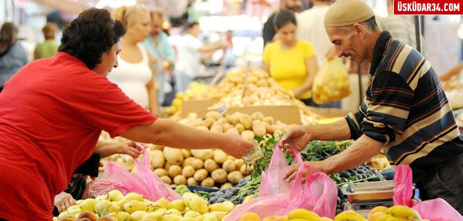 Haziran ay� enflasyon rakamlar� a��kland�