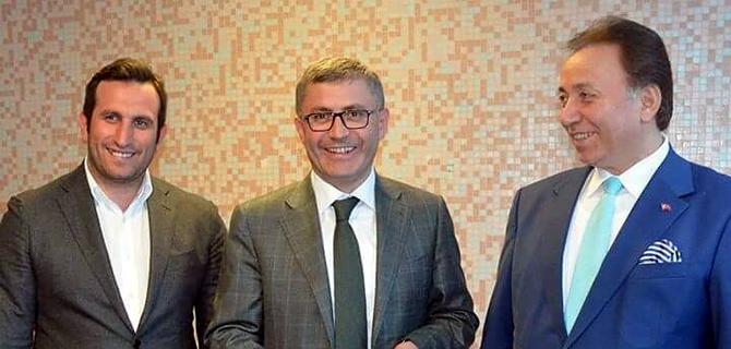 Başkan Türkmen, Hürriyeti Yalanladı !