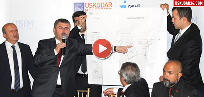 Altunizade'de yap�lan camii projesinin koru ile alakas� yok